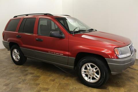 2002 Jeep Grand Cherokee for sale in Grand Rapids, MI