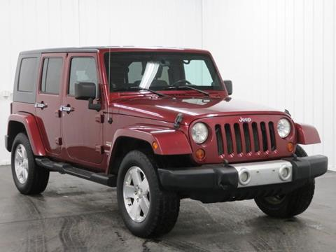 2008 Jeep Wrangler Unlimited for sale in Wyoming, MI