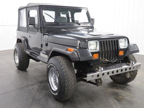 1994 Jeep Wrangler for sale in Wyoming, MI