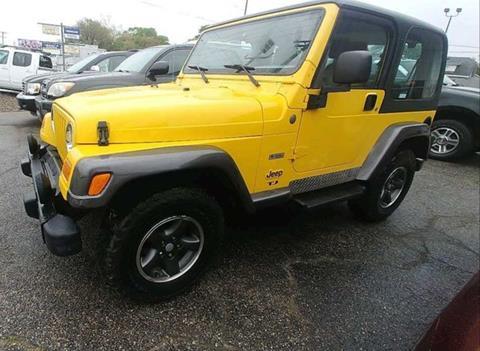 2004 Jeep Wrangler for sale in Wyoming, MI