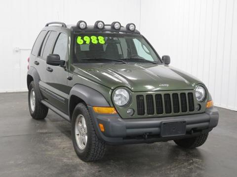 2007 Jeep Liberty for sale in Wyoming, MI