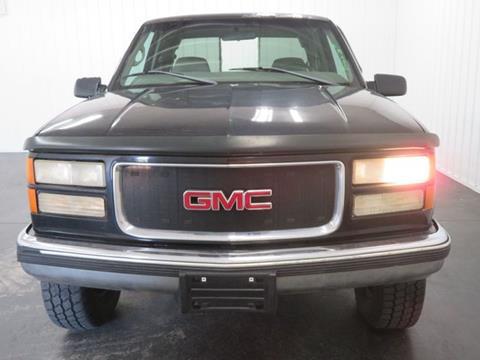 1998 GMC Sierra 2500 for sale in Grand Rapids, MI