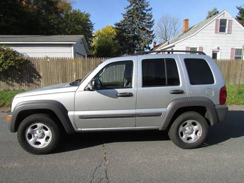 2003 Jeep Liberty for sale in Grand Bay, MI