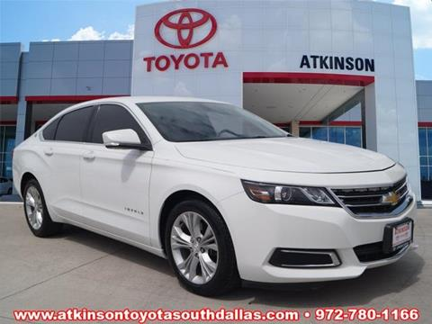 2014 Chevrolet Impala for sale in Dallas, TX