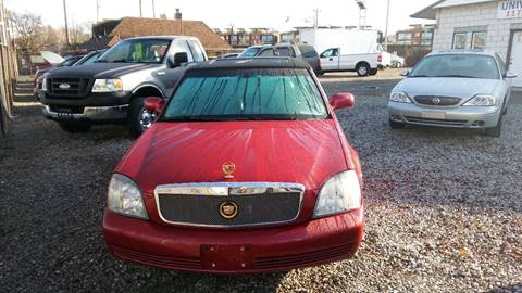 2005 Cadillac DeVille for sale in Cleveland, OH