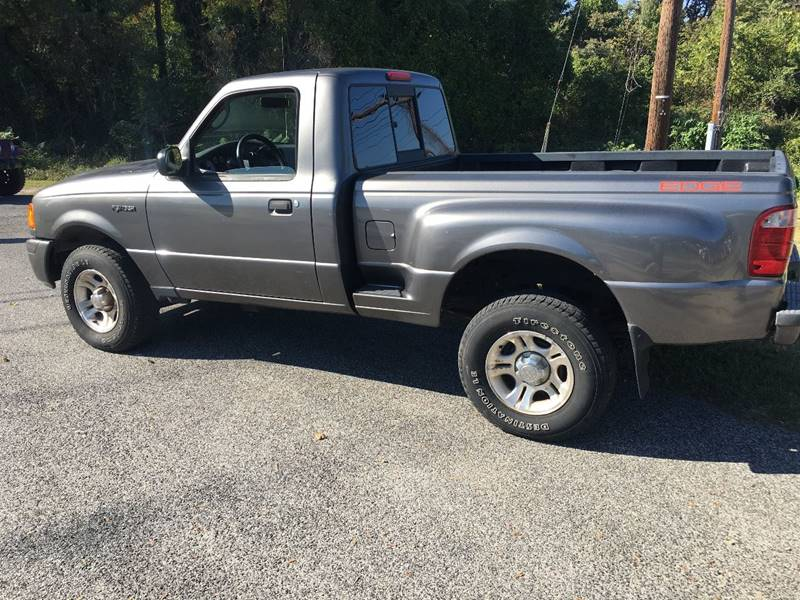 2004 ford ranger 2dr supercab edge rwd sb in baltimore md - big