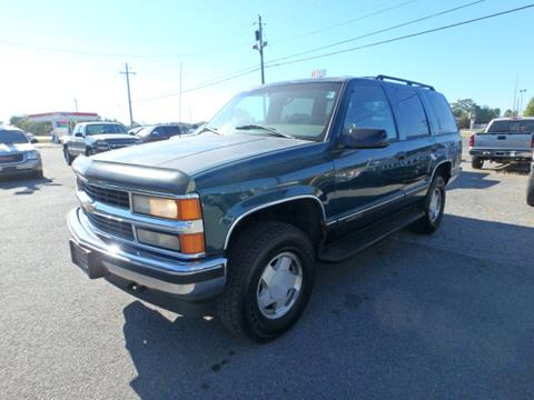 1996 Chevrolet Tahoe for sale in Winchester, VA