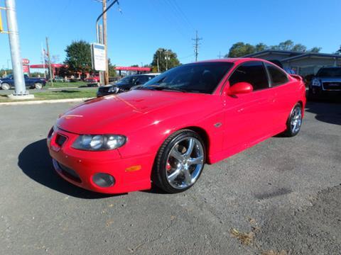 2004 Pontiac GTO for sale in Winchester, VA