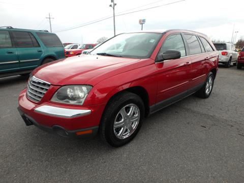 2005 chrysler pacifica for sale in virginia. Black Bedroom Furniture Sets. Home Design Ideas