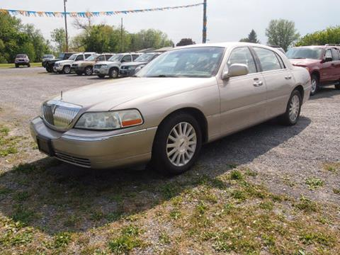 2003 Lincoln Town Car for sale in Winchester, VA