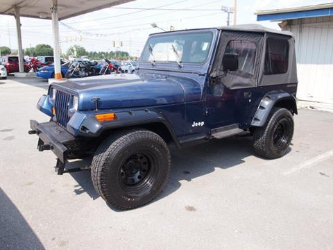 1990 Jeep Wrangler for sale in Winchester, VA
