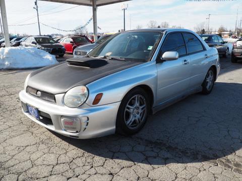 2002 Subaru Impreza for sale in Winchester, VA