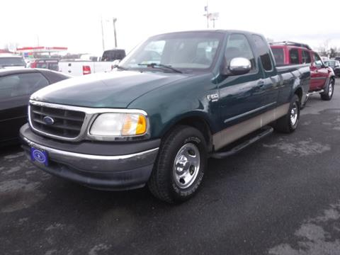 Used 2000 ford f 150 for sale in winchester va for Goldstar motor company winchester virginia