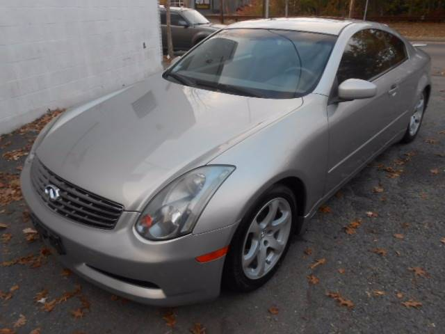 2004 Infiniti G35 for sale at N H AUTO WHOLESALERS in Roslindale MA