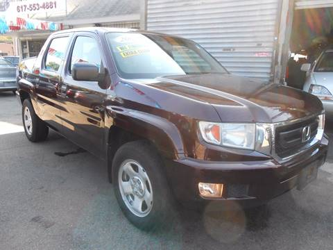 2009 Honda Ridgeline for sale in Roslindale, MA