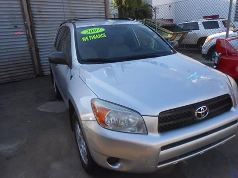 2007 Toyota RAV4 for sale in Roslindale, MA