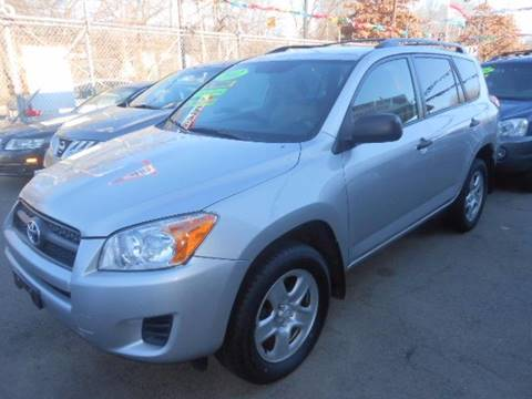 2012 Toyota RAV4 for sale at N H AUTO WHOLESALERS in Roslindale MA
