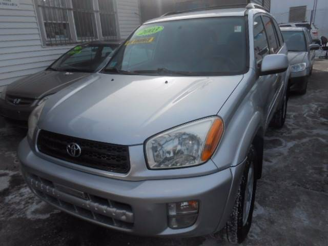 2003 Toyota RAV4 for sale at N H AUTO WHOLESALERS in Roslindale MA