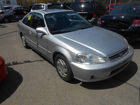 2000 Honda Civic for sale in Roslindale, MA