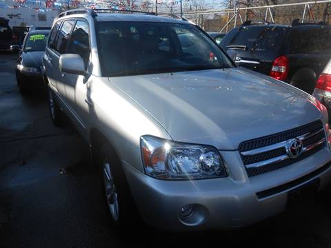2006 Toyota Highlander Hybrid for sale in Roslindale, MA