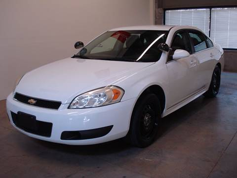 2012 Chevrolet Impala for sale at DRIVE INVESTMENT GROUP in Frederick MD