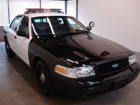 2008 Ford Crown Victoria for sale at DRIVE INVESTMENT GROUP in Frederick MD