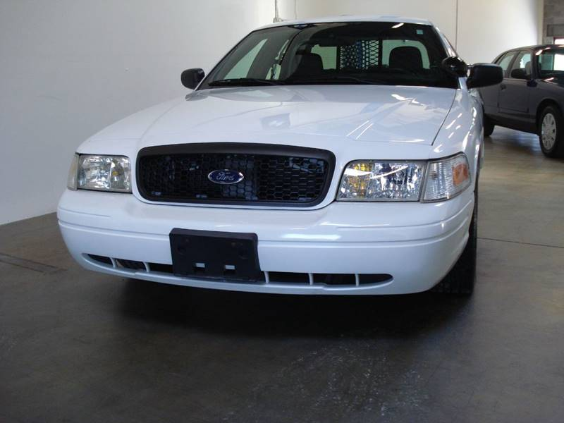 2011 ford crown victoria police interceptor owners manual