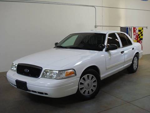 Used Police Vehicles For Sale >> Used Police Cars For Sale Frederick Emergency Vehicles For