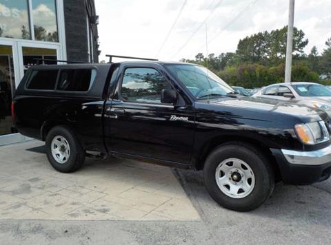 1998 Nissan Frontier for sale in Raleigh, NC