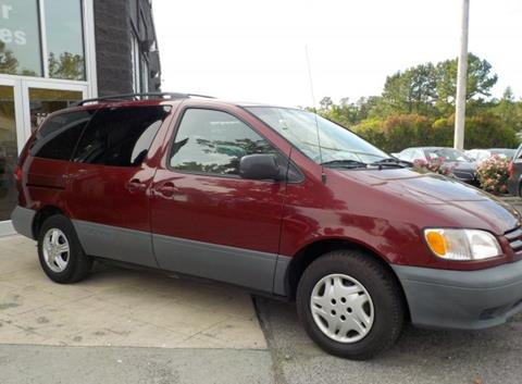 2001 Toyota Sienna for sale in Raleigh, NC