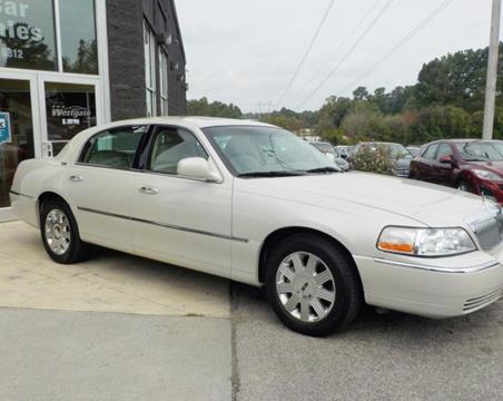 2005 Lincoln Town Car for sale in Raleigh, NC