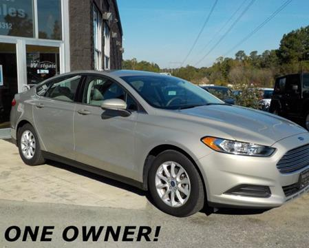 2015 ford fusion for sale in raleigh nc for Westgate motors raleigh nc