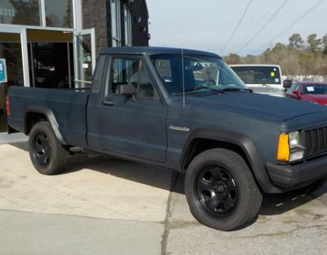 1988 Jeep Comanche for sale in Raleigh, NC