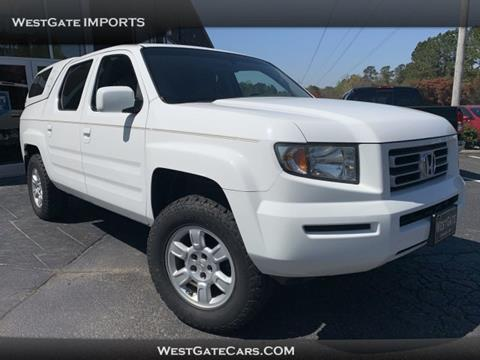 2006 Honda Ridgeline for sale in Raleigh, NC
