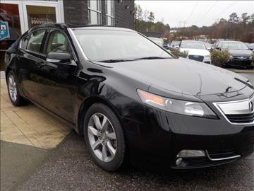 2013 Acura TL for sale in Raleigh, NC