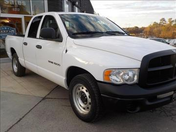 2004 Dodge Ram Pickup 1500 for sale in Raleigh, NC