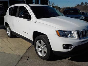 2012 Jeep Compass for sale in Raleigh, NC