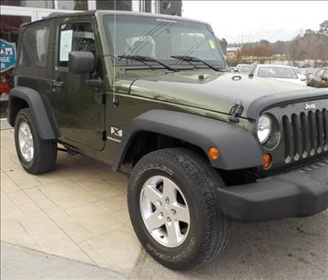 2008 Jeep Wrangler for sale in Raleigh, NC