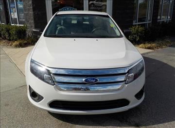 2011 Ford Fusion for sale in Raleigh, NC