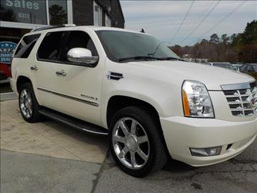 2008 Cadillac Escalade for sale in Raleigh, NC