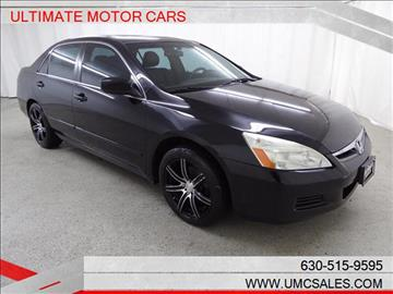 2007 Honda Accord for sale in Downers Grove, IL