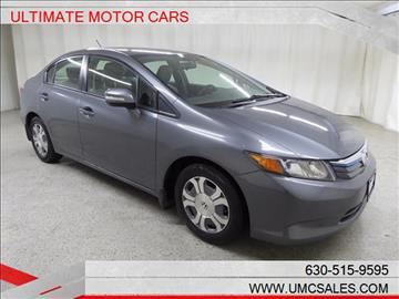 2012 Honda Civic for sale in Downers Grove, IL