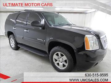 2007 GMC Yukon for sale in Downers Grove, IL