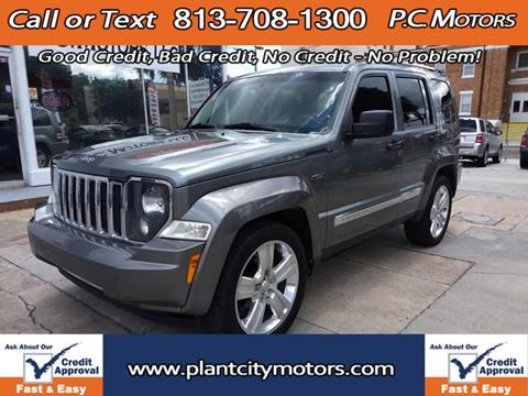 2012 Jeep Liberty for sale in Plant City, FL