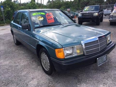 1985 Mercedes-Benz 190-Class for sale in Melbourne, FL