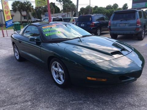 1996 Pontiac Firebird for sale in Melbourne, FL