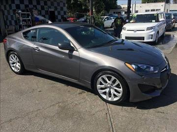 2013 Hyundai Genesis Coupe for sale in Los Angeles, CA