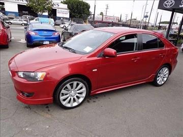 2010 Mitsubishi Lancer Sportback for sale in Los Angeles, CA