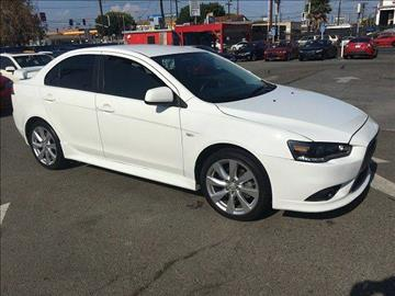 2014 Mitsubishi Lancer for sale in Los Angeles, CA