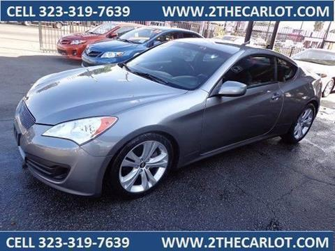 2011 Hyundai Genesis Coupe for sale in Los Angeles, CA